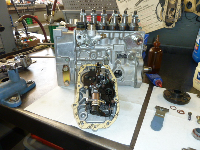 Bosch Injection Pumps | Perkins Diesel Service- Perkins Diesel Service